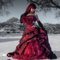 red-dress-snow3