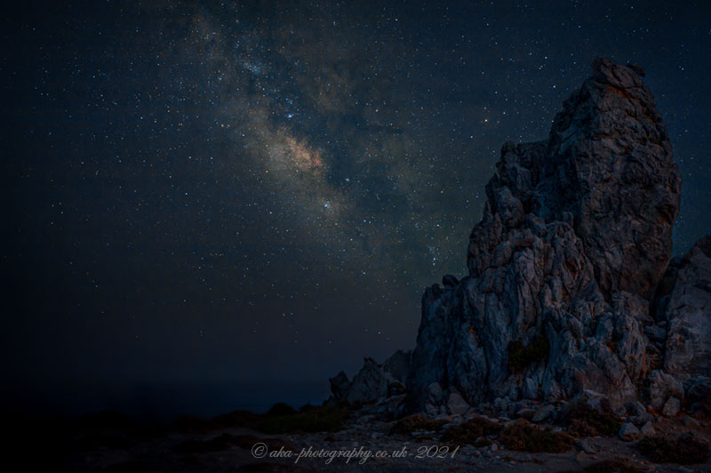 Milkyway the of Photo